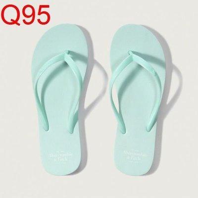 【西寧鹿】AF a&f Abercrombie & Fitch HCO 拖鞋 絕對真貨 可面交 Q95