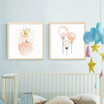〖洋碼頭〗現代簡約客廳裝飾畫沙發背景牆牆畫兒童房壁畫餐廳臥室走廊掛畫 mlb226