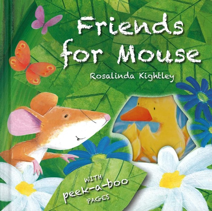 *小貝比的家*FRIENDS FOR MOUSE/硬頁/3~6歲