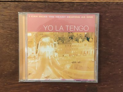 YO LA TENGO - I CAN HEAR THE HEARY BEATING AS ONE