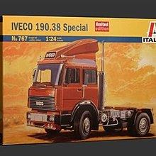 ITALERI 1/24 IVECO 190.38 SPECIAL 依維柯 拖車頭 限定版 (0767)