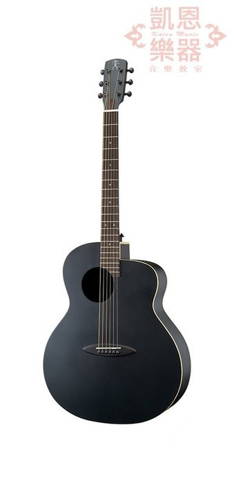 免運優惠 aNueNue LL16 41吋 消光黑 西加雲杉木 玫瑰木指板 面單 木吉他 LL 16