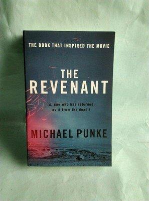 英文書 電影小說《The Revenant》Michael Punke, M. Punke│九成新
