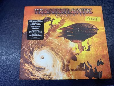 *還有唱片行*TRANSATLANTIC / THE WHIRLWIND 2CD 二手 Y12009 (內殼破)