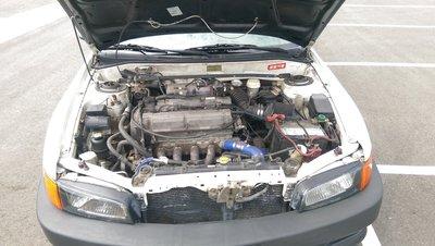 三菱 LANCER  VIRAGE.  引擎   合體MIVEC   可變上座   422手排變速箱