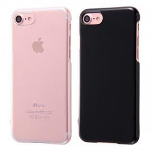 尼德斯Nydus 日本正版 透明硬殼 曜石黑 硬度3H 手機殼 5.5吋 iPhone7 Plus
