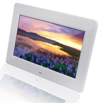 【用心的店】10吋白天使數位相框電子相冊
