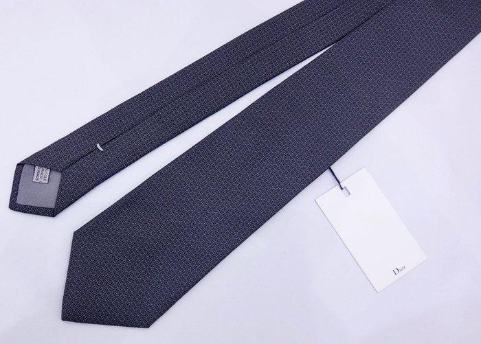 【DIOR HOMME】CD LOGO 領帶