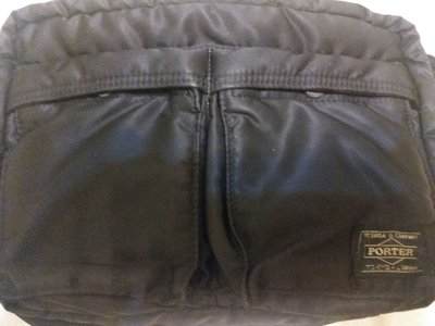 porter Brand Side pouch