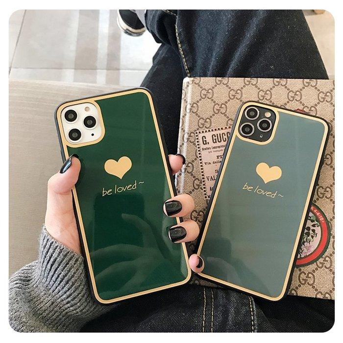 FuNFang_愛心字母全包手機殼 手機軟邊硬殼iphone 11 Pro Max X XS XR 678