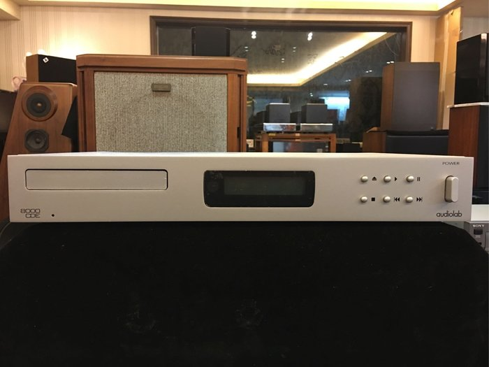 售 AudioLab 8000-CDE 二手CD 轉盤