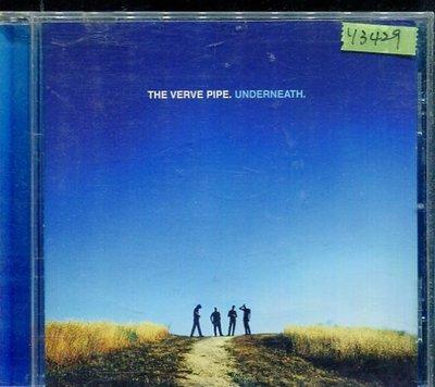 *還有唱片行* THE VERVE PIPE / UNDERNEATH 二手 Y3429