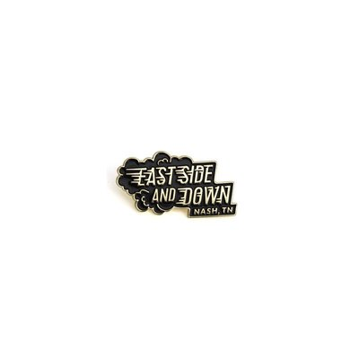 Freaky House-美國Odds And Sods East Nashville納許維爾城市別針美國製