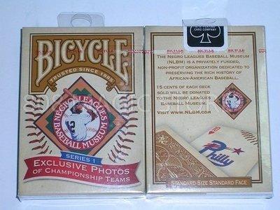 [808 MAGIC] 魔術道具 BICYCLE Negro Leagues