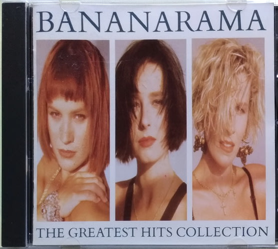 《絕版專賣》Bananarama 芭娜娜拉瑪 / Greatest Hits Collection 精選 (西德.全銀圈