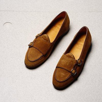 Berwick1707 比利時樂福 西班牙手工鞋