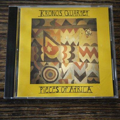 【午後書房】Pieces of Africa│Kronos Quartet│RY C2 191031-12