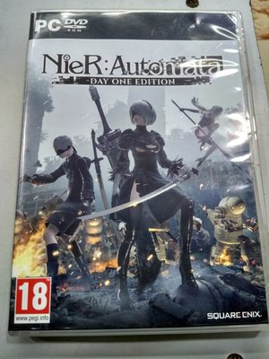 nier: automata day one edition (pc game) second hand
