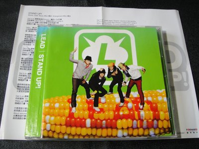 【198樂坊】Lead 站起來CD+DVD(Load,Stand up...... 台版)AN