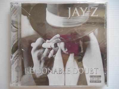 Jay-Z - Reasonable Doubt 進口美版