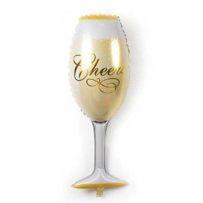 【K2】大號酒瓶酒杯造型鋁箔氣球 幼稚園園遊會生日 會場布置 慶生 活動裝飾 酒吧開幕高腳杯雞尾酒