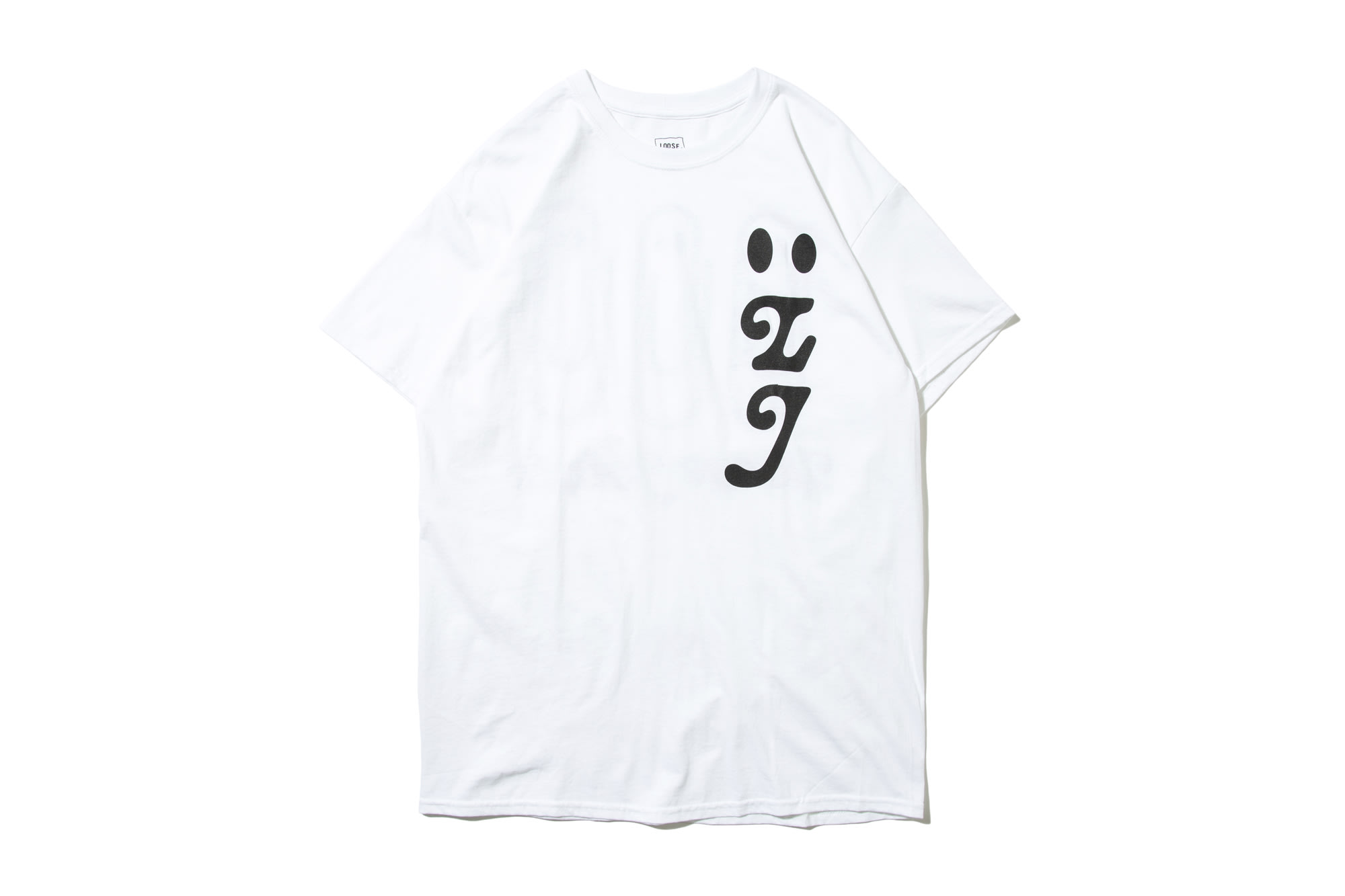 [ LAB Taipei ] LOOSEJOINTS BARNZLEY CLIPJOINTS TEE (White)