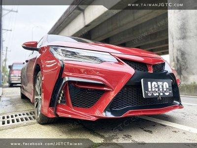 台灣JGTC Altis 11代 11.5代 11 11.5 塑膠 前保 引擎蓋 後保 側裙 尾翼大包 包圍 空力套件