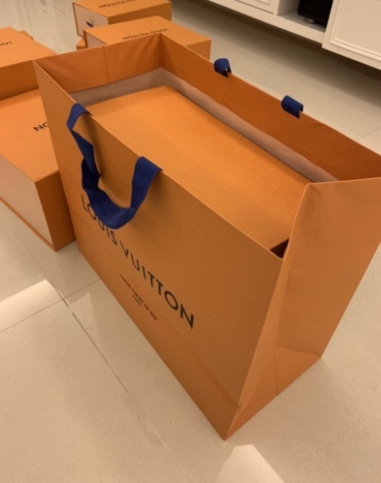 LV 精品紙盒 收納盒(大)