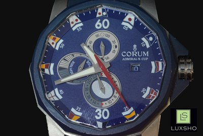 [ LUX SHO ] 崑崙 海軍上將 Admiral`s Cup Tides 48mm LSW-249