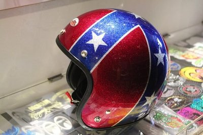 (I LOVE樂多)日本SHM J1金蔥系列復古帽(美國隊長)美式風格HD 哈雷
