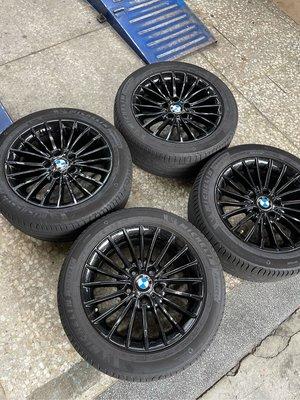 售原廠BMW 5/120 鋁圈 17吋 4顆不含輪胎 BMW F30 F10 E90 E46 T5 T6