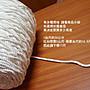 :::建弟工坊:::台灣製 特多龍繩 1分2 剪裁一尺 (30公分) 尼龍繩 童軍繩 塑膠繩 白色 繩子 棉繩 綿繩
