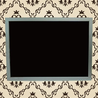 ~廣告舖~  木框-螢光繪畫板 (60...