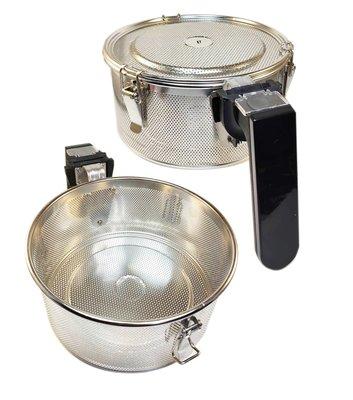 氣炸鍋 專用不銹鋼內鍋含防噴油上蓋  科帥606 612 708 品夏3系列