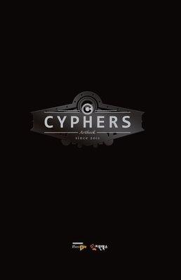 【布魯樂】《缺貨代尋》[韓版書籍] 3D動作鬥塔線上遊戲《暴能特區 Cyphers》韓版電玩畫集
