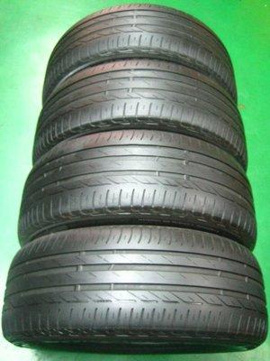 中古普利司通輪胎   T001 215/55/17 ***沒補過***