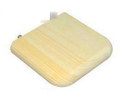 【跳板-天然杉木-方形-SD0505-171603】跳木板 木跳板 兔子 龍貓 松鼠 專用方形厚踏板-79023