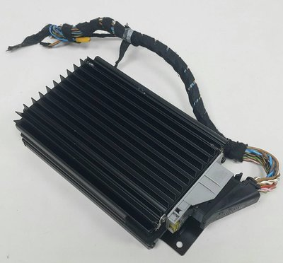 BENZ W220 1999-2003  音響擴大器 放大器 主機 啞巴機 外匯 2208200289