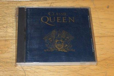 Queen(皇后合唱團):Classic Queen,美國版,已開封,含運費