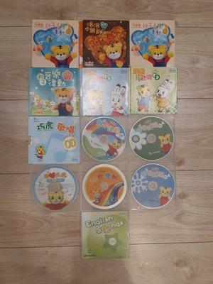 巧虎 巧連智 CD中文版(用聽的)