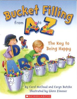*小貝比的家*BUCKET FILLING FROM A TO Z/平裝書/3~6歲/品格教育