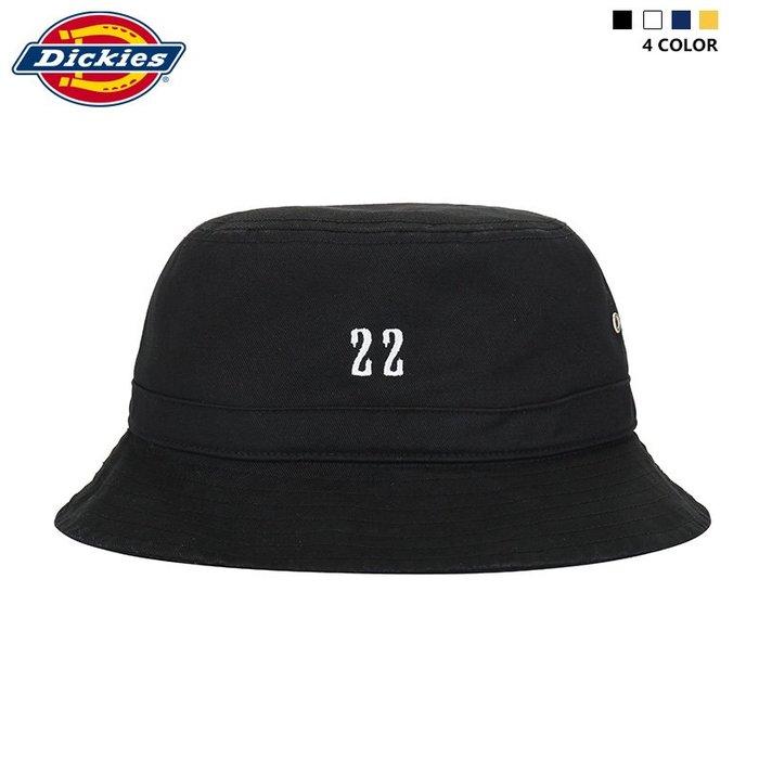 創意 服飾周邊Dickies漁夫帽男女情侶盆帽 潮帽韓版出游百搭防曬遮陽日系帽子