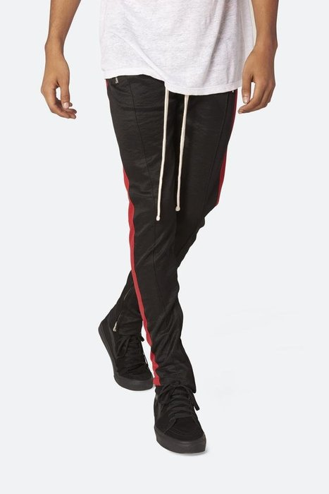 ☆AirRoom☆【現貨】2018AW MNML LA TRACK PANTS 條紋 運動 長褲 6色 黑