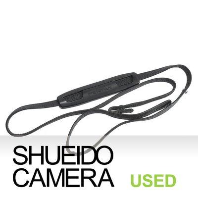 集英堂写真機【全國免運】良上品 PENTAX ASAHI 原廠 相機背帶 窄版 肩背帶 旁軸 單眼相機適用 20236