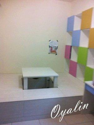 [歐雅系統家具]設計分享--系統板材 繽紛系統櫃 幸福粉彩收納櫃 系統家具 系統櫃 特價70229 台中市