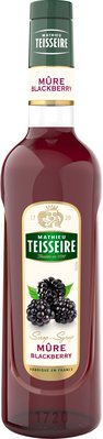 Teisseire 糖漿果露-黑莓風味 Blackberry Syrup mire 法國天然 700ml