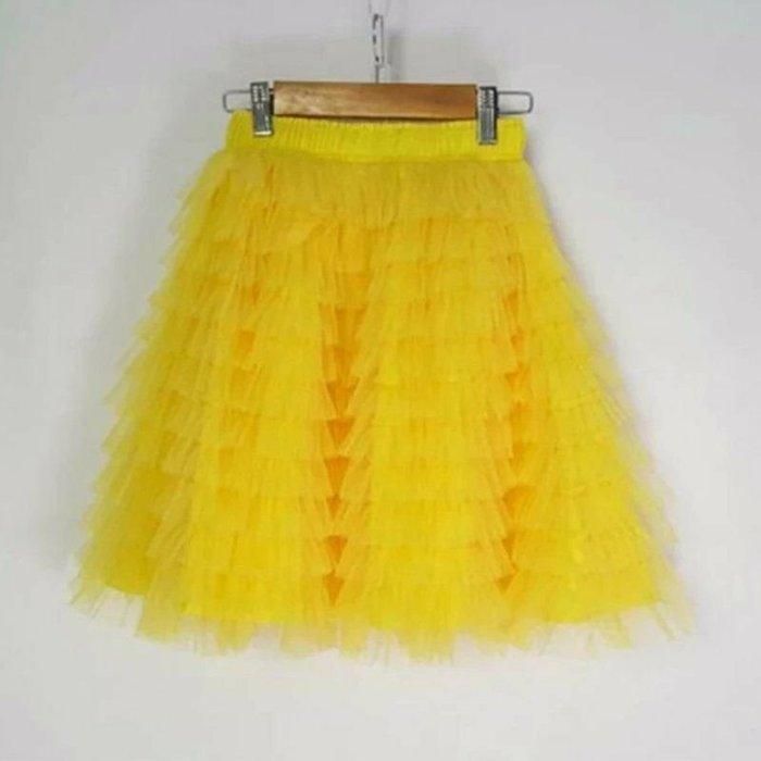 時尚公主 Luxe Boutique DG千層蛋糕裙訂製 多色紗裙訂做 禮服