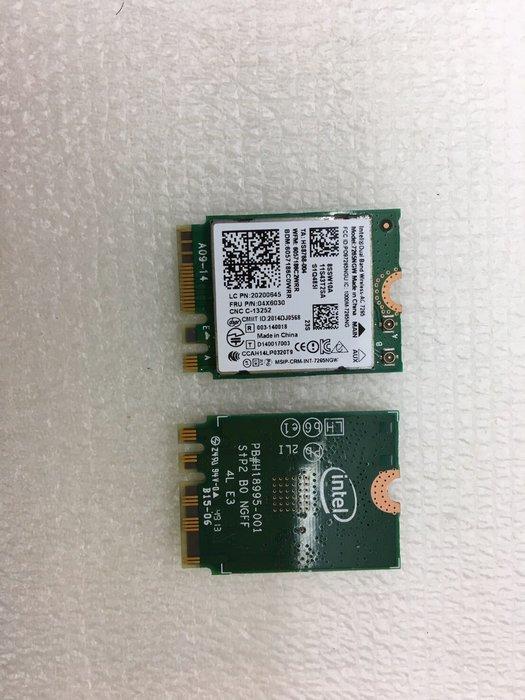 聯想 M490S & G50-70 無線網卡 2.4G 5G 雙頻 4.0藍芽