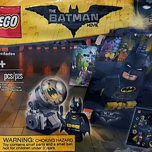購買前請先詢問!高雄好時光 Lego 樂高 5004930 探照 蝙蝠俠 電影 Batman Movie Polybag