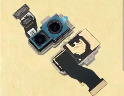[台北維修】Asus Zenfone5 ZE620KL 正原廠後相機 後鏡頭 維修完工價800元